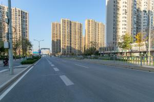 Annie's Home Apartment, Апартаменты  Цзинань - big - 5