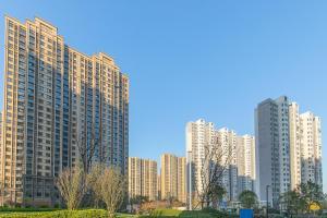 Annie's Home Apartment, Apartmány  Ťi-nan - big - 8