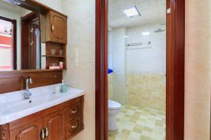 Annie's Home Apartment, Апартаменты  Цзинань - big - 10