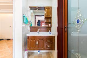 Annie's Home Apartment, Апартаменты  Цзинань - big - 11