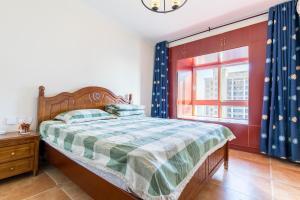 Annie's Home Apartment, Апартаменты  Цзинань - big - 19