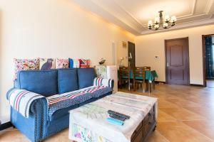 Annie's Home Apartment, Апартаменты  Цзинань - big - 24