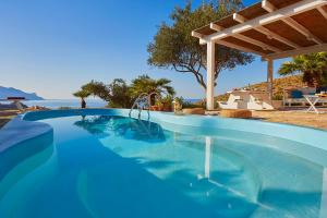 Villa Bianca, Ville  Scopello - big - 35