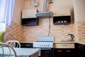 Hrushevsky Apartment Near The Theater, Apartmanok  Ternopil - big - 11