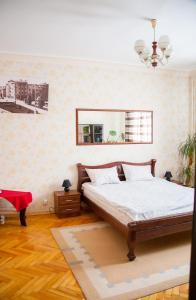 Hrushevsky Apartment Near The Theater, Apartmanok  Ternopil - big - 1