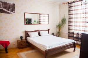 Hrushevsky Apartment Near The Theater, Apartmanok  Ternopil - big - 28