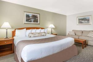 Ramada by Wyndham Ely, Hotels  Ely - big - 41