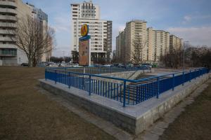 AdMatch Apartment Mokotow metro