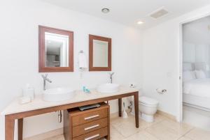 1B/1B Charming Elegant 00739, Apartmány  Miami - big - 23