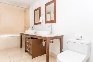 1B/1B Charming Elegant 00739, Apartmány  Miami - big - 24