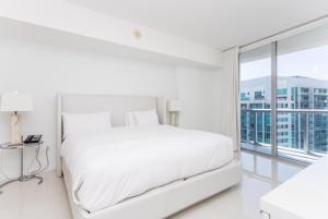 1B/1B Charming Elegant 00739, Apartmány  Miami - big - 20