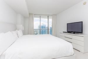 1B/1B Charming Elegant 00739, Apartmány  Miami - big - 21