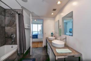 1B/1B Charming Elegant 00739, Apartmány  Miami - big - 25