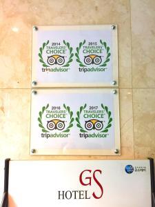 GS Hotel Jongno, Hotely  Soul - big - 57
