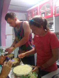Entre Amigos Hostel SV, Hostels  Cuapa - big - 8