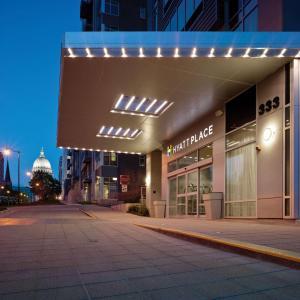 Hyatt Place Madison/Downtown - Hotel - Madison