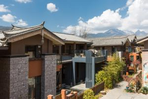 To The Youth Guest House, Priváty  Lijiang - big - 42