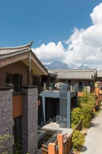 To The Youth Guest House, Priváty  Lijiang - big - 1