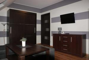 Apartamenty Ostryga Łeba