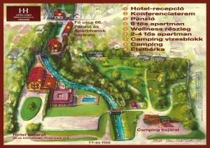 Hotel Honti, Отели  Вишеград - big - 52