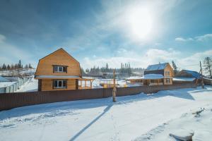 Аренда дома на озере Зюраткуль - Satka
