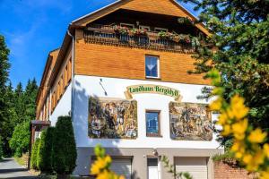 Landhaus Bergidyll - Jöhstadt