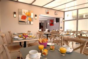 Le Maray, Hotels  Le Grau-du-Roi - big - 50