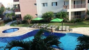Apartamento Wellness Beach Park, Апартаменты  Форталеза - big - 1