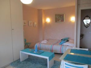 Cannes Russie Studio Ro, Apartments  Cannes - big - 5