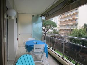 Cannes Russie Studio Ro, Apartments  Cannes - big - 7