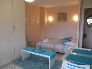 Cannes Russie Studio Ro, Apartments  Cannes - big - 11