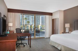 Wyndham San Diego Bayside, Hotels  San Diego - big - 44