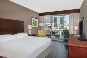 Wyndham San Diego Bayside, Hotels  San Diego - big - 42