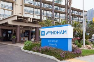 Wyndham San Diego Bayside, Hotels  San Diego - big - 43