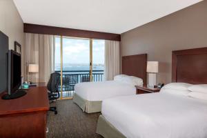 Wyndham San Diego Bayside, Hotels  San Diego - big - 48