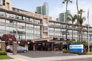 Wyndham San Diego Bayside, Hotels  San Diego - big - 51
