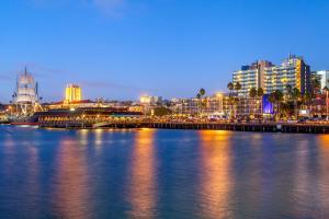 Wyndham San Diego Bayside, Hotel  San Diego - big - 1