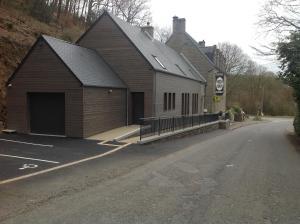 Location gîte, chambres d'hotes Auberge De L'Abbaye dans le département Manche 50