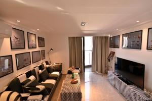 Theone House, Апартаменты/квартиры  Гуанчжоу - big - 23