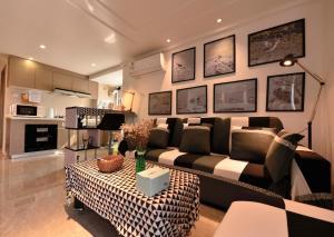 Theone House, Апартаменты/квартиры  Гуанчжоу - big - 24