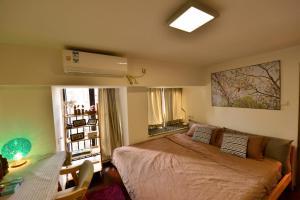 Theone House, Апартаменты/квартиры  Гуанчжоу - big - 25