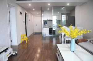 WeiHai Emily Seaview Holiday Apartment International Bathing Beach, Ferienwohnungen  Weihai - big - 4