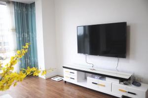 WeiHai Emily Seaview Holiday Apartment International Bathing Beach, Ferienwohnungen  Weihai - big - 7