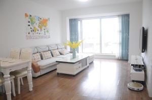 WeiHai Emily Seaview Holiday Apartment International Bathing Beach, Ferienwohnungen  Weihai - big - 3