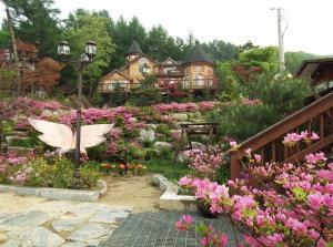 Pyeongchang Forest Hotel, Hotels  Pyeongchang  - big - 189