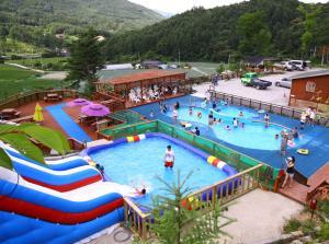 Pyeongchang Forest Hotel, Hotels  Pyeongchang  - big - 190