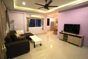 Tropical Hill Pool Villa, Dovolenkové domy  Hua Hin - big - 9
