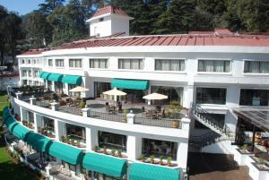 The Manu Maharani, Hotels - Nainital
