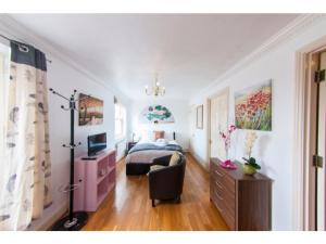 obrázek - Quiet, Cozy 1BR Flat for 2 in Earl's Court