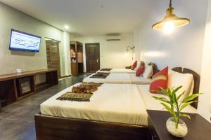 Yeak Loam Hotel, Szállodák  Banlung - big - 15